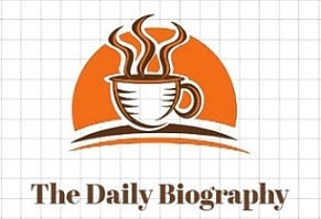 The Daily Biography Logo