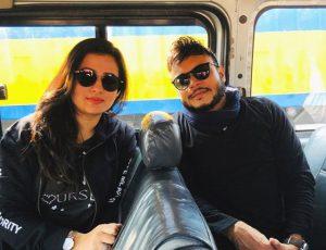 Mishu Sabbir & Purnima