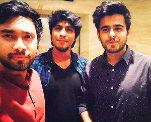 Tawsif Mahbub ,Siam Ahmed With Jovan
