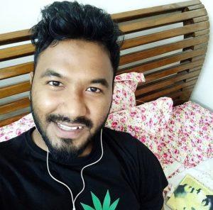 Ziaul Hoque Polash Selfi Picture