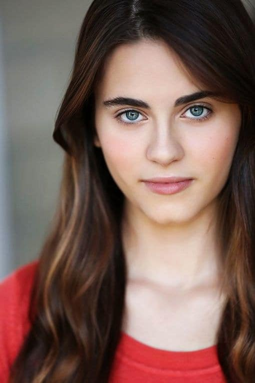 Ally Ioannides all movies