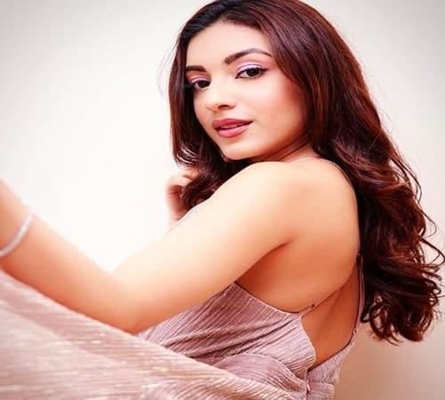 sahher bambba Hot dress