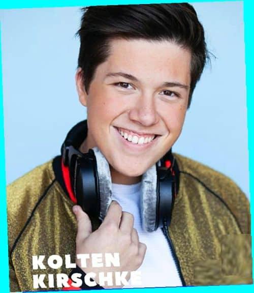 Actor Kolten Kirschke 2021