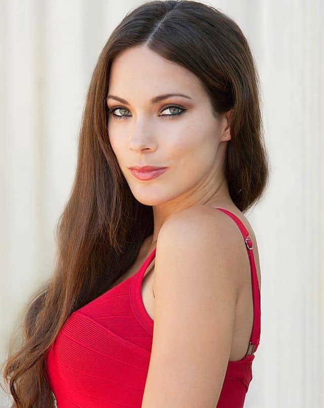 Actress Aria DeMaris Image 2021