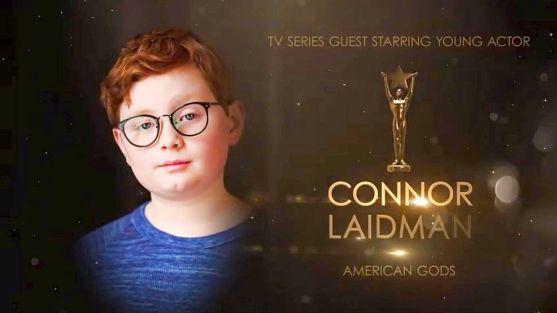 Connor Laidman Parents