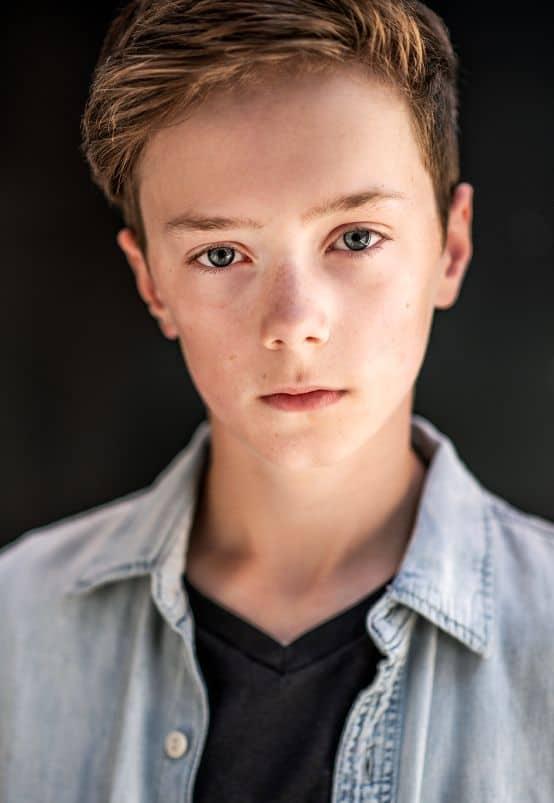 Nolan Hupp age 2021