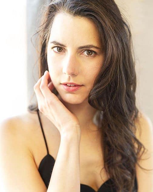 Actress Amy Zubieta Image 2021