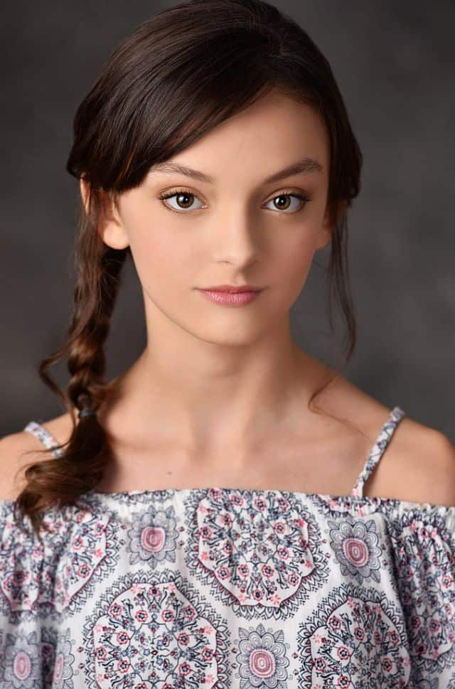 Sophia Zalipsky age