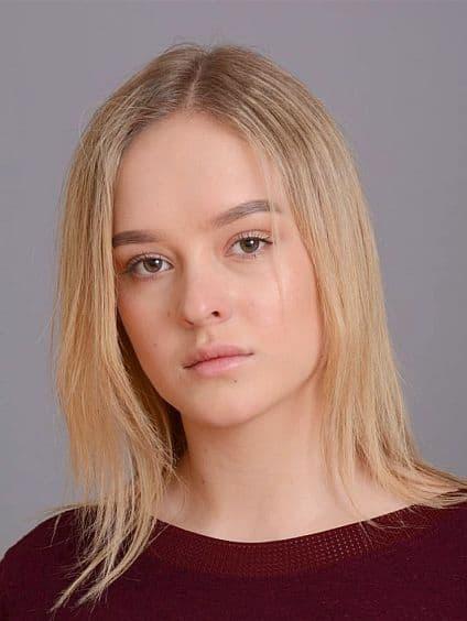 Actress Felicia Truedsson Image