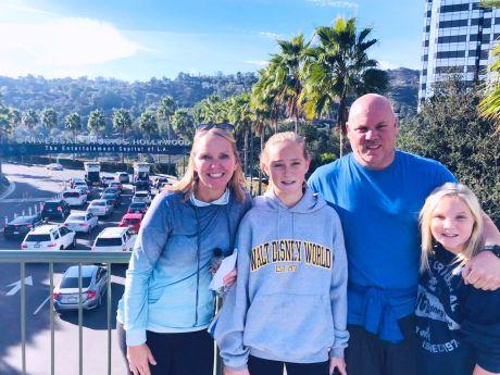 Hannah Brahney Family