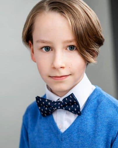 Actor Jaden Oehr Image