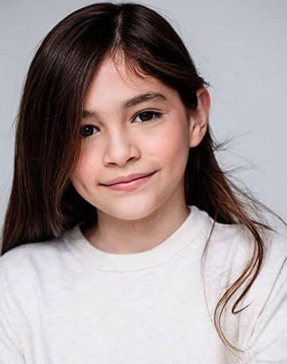 Actress Emilia Faucher Image