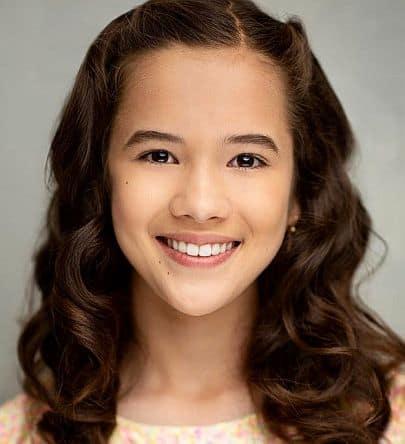 Actress Viola Abley Image