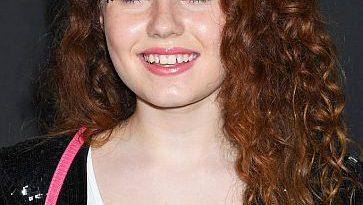 Actress Darby Camp Image