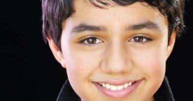 Child Actor Callan Farris Image