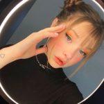 Zoe Colletti Selfie